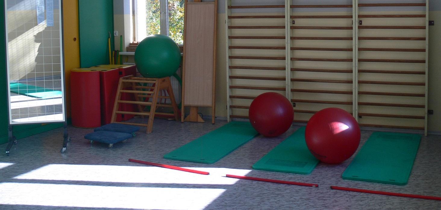 Rehabilitacja poprzez zabawę…